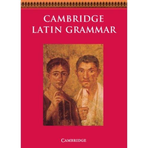 Cambridge Latin Grammar (Cambridge Latin Course) (Paperback)