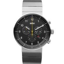 Braun BN0095BKSLBTG/66550 - Men`s Watch