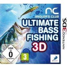 Anglers Club: Ultimate Bass Fishing (Nintendo 3DS)