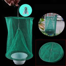 5X Fly Flies Trap Sunshine Mosquito Catch Trapping Bug Net Insect Pest