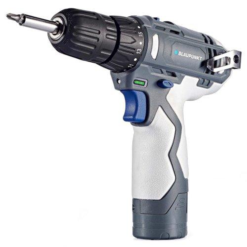 Blaupunkt CD3000 Cordless Compact Drill | 12V Cordless Drill