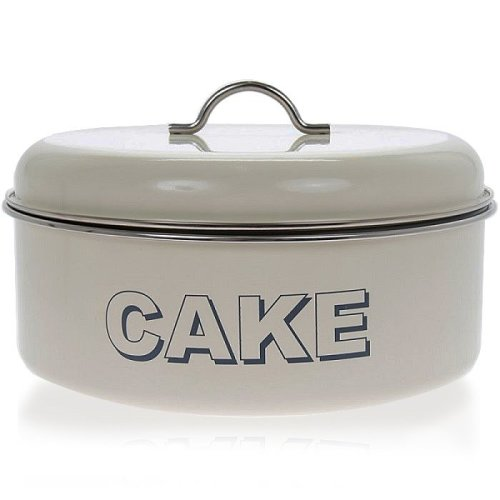 Cream Cake Storage Tin