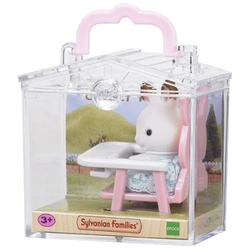 Baby Play Case Rabbit On Chair