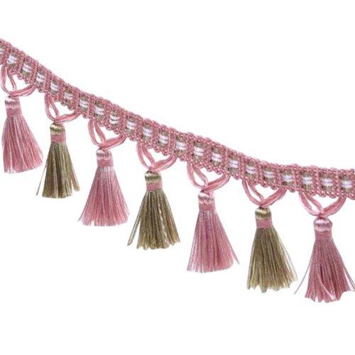 European Style DIY Handmade Tassel Hanging Ear Accessories (3.28 Feet)