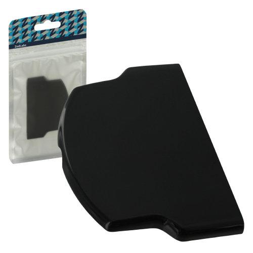 Battery Cover for PSP 2000 2001 2002 2003 2004 Sony Slim & Light ZedLabz - Black
