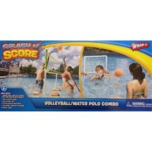Splash N Score volleyball water polo combo