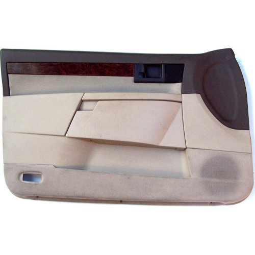 Vauxhall Opel Omega Interior Beige Front Door Card Trim Left Side