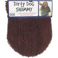 Dirty Dog Shammy Brown 33x79cm