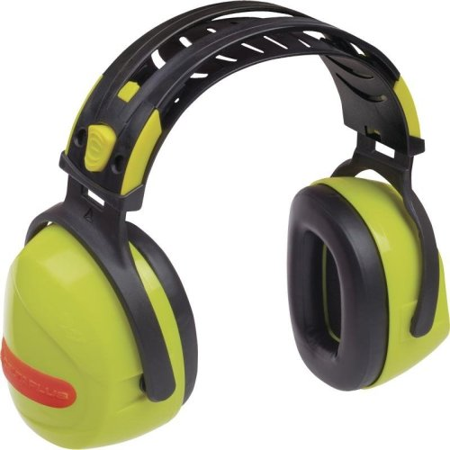 Delta Plus INTERLAGOS Safety Ear Defenders SNR 33 dB (Yellow or Grey)