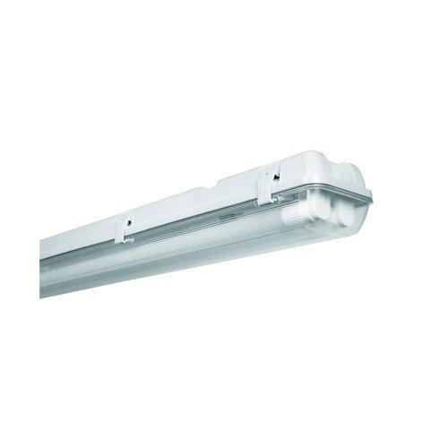 Osram Submarine Linear Luminaire G13 20 W Gray 150 Cm Pack Of 1 Containing 2 Neon Lights