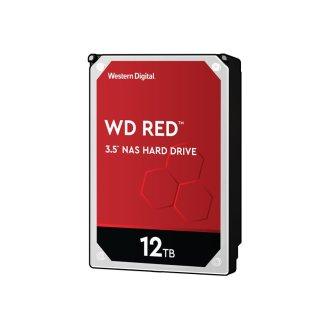 Western Digital WD120EFAX Wd Red Nas Hard Drive  Hard Drive 12 Tb Internal WD120EFAX