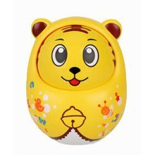Creative Baby Toys Lovely Nodding Doll Tumbler Early Educational Toys, Tiger