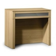 Prowder Light Oak Dressing Table Fully Assembled Option