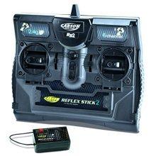 REFLEX II 2.4GHZ 6 CH WITH RX - Radio R/C Accessory - Carson C501006