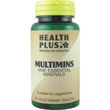 Health Plus - Multimins 60VTabs