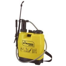 Kingfisher Ps4012 12 Litre Backpack Sprayer - Yellow