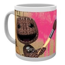 Little Big Planet Paint Mug