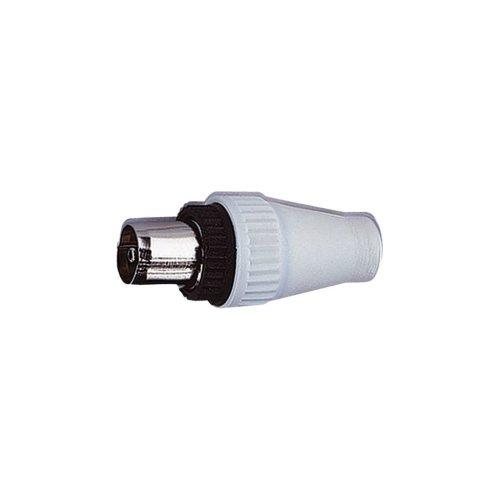 9 mm (SECAM) Coaxial Line Plug