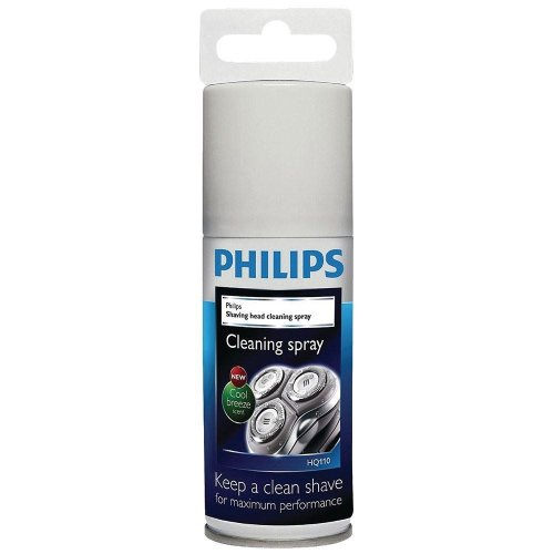 Philips Shaving Head Cleaning Spray - Pack of 6 (HQ110/02)