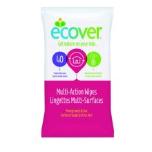Ecover  Antibacterial Wipes 40s x 11