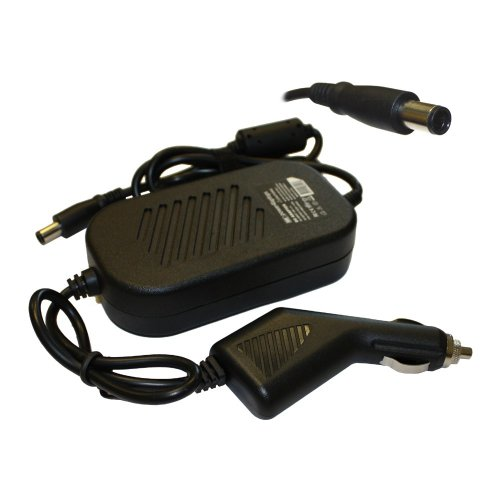 HP Envy 17-2092eo Compatible Laptop Power DC Adapter Car Charger
