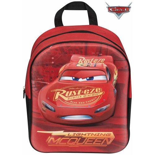 9cdc5a193ba Lightning Mcqueen Official Cars 3 Backpack Back Pack 3D EVA School Bag -  Perfect shoulder bag for children- New Design -limited edition- whilst...  on OnBuy