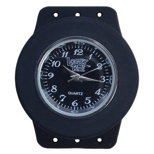 Loomey Time Single Watch Black