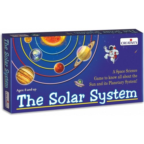 Cre0210 - Creative Games - the Solar System