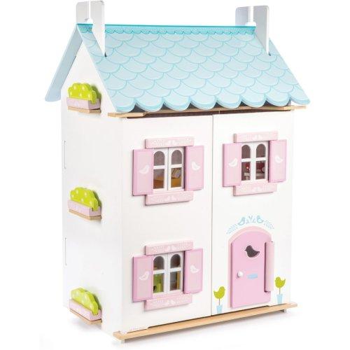 Le Toy Van Dollhouses Blue Bird Cottage Inc Furniture
