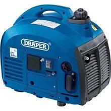 700w 2 Stroke Generator - Petrol Draper 28853 Tools -  petrol generator draper 28853 700w tools