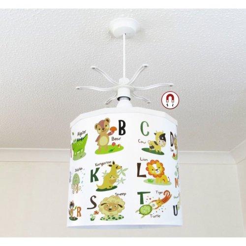 Nursery Lampshade + Ereki Magnetic Set