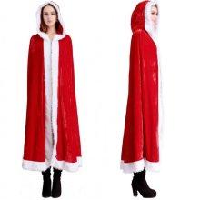 Christmas Santa Father Cloak