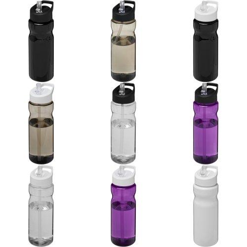 H2O Base 650ml Spout Lid Sport Bottle