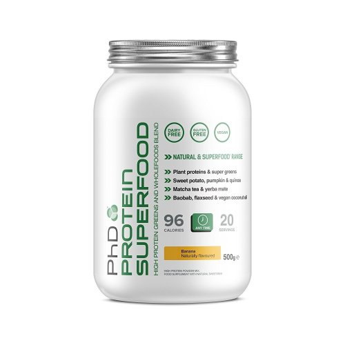 Phd Nutrition Protein Superfood - 500g