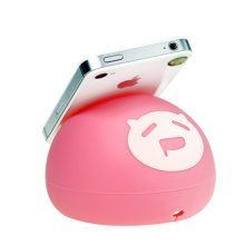 Cute Mobile Phone Desktop Sucker Stand #5