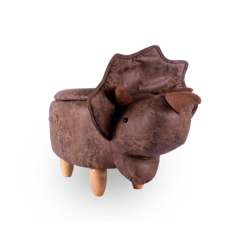 Animal Foot Stool Dinosaur Wool Choice Of Animals On Onbuy