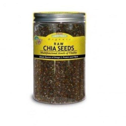 Of The Earth - Organic Raw Chia Seeds 250g
