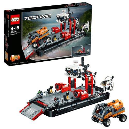 LEGO UK - 42076 Technic Hovercraft Advanced Building Set