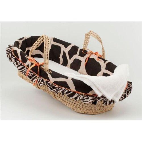 Cotton Tale ZUMB Sumba Moses Basket