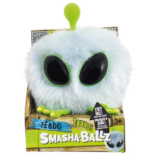 Smasha-Ballz Mini Plush Zeebo