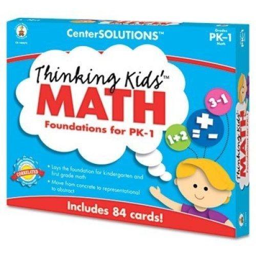Thinking Kids Math Grade Pk-1