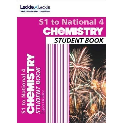 Student Book for CfE and SQA – Secondary Chemistry: S1 to National 4 Student Book