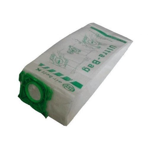 Sebo K Series cylinder vacuum cleaner Bags:Pack of 8 K1 air belt, K1 Komfort, K1 Pet, K3 Vulcano, K3 Premium