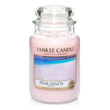 Yankee Candle Pink Sands Jar Candle - Large