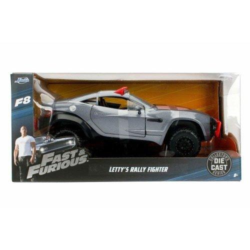 Jada 1:24 Fast & Furious 8 - Letty's Rally Fighter - JA98297