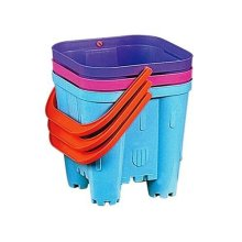 Ecoiffier Castle Bucket -  ecoiffier castle bucket