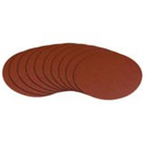 The Main Resource 350 6 in. 80 Grit PSA Aluminum Oxide Disc