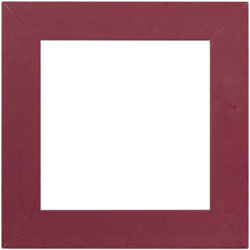 """Wooden Frame 6""""X6""""-Matte Plum"""