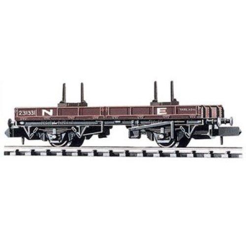 Bolster Wagon, NE, brown - Peco NR-4E - free post