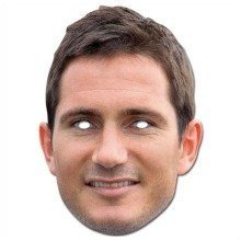 Frank Lampard Celebrity Face Mask